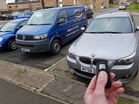 Bmw Car Key Replacement Bracknell Reading Newbury Farnborough