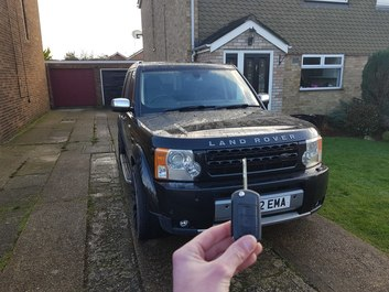 Land Rover Car Key Replacement Reading